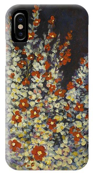 Desert Sage IPhone Case