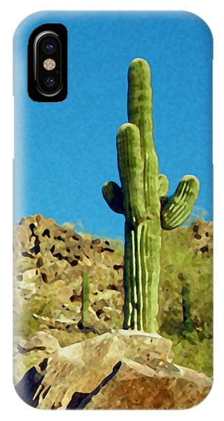 Desert Sky IPhone Case
