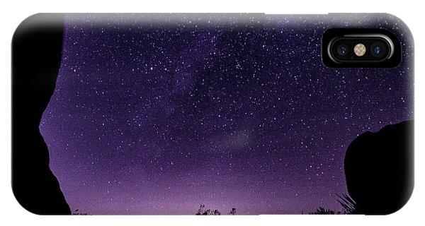 Desert Starscape IPhone Case