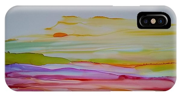 Desert Steppe IPhone Case