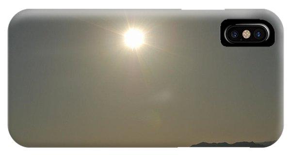 Desert Sun IPhone Case
