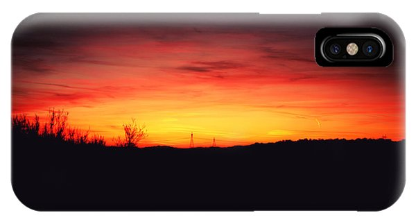 Desert Sundown IPhone Case