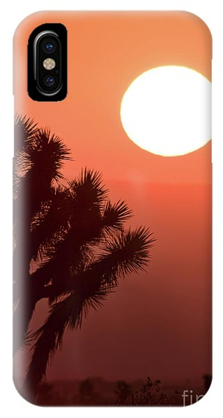 Desert Sunrise IPhone Case