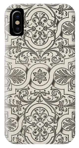 Repeat iPhone Case - Design For A Parterre by Andre Mollet