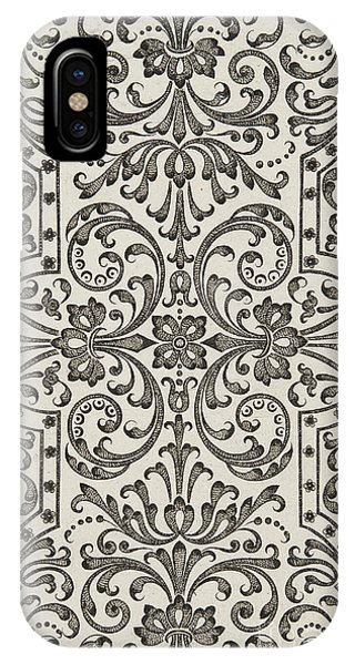 Pub iPhone Case - Design For Parterre by Jacques Mollet