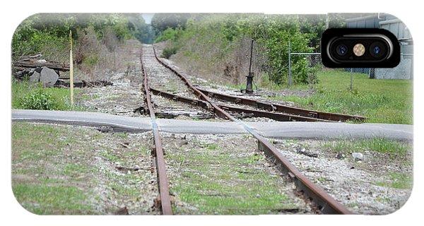 Desolate Rails IPhone Case