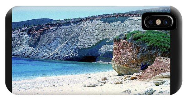 Desolated Island Beach IPhone Case
