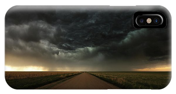 Desolation Road IPhone Case