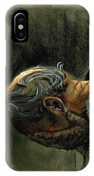 Despair. Why Are You Downcast? IPhone Case