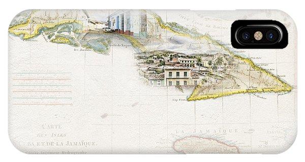Destination Trinidad IPhone Case