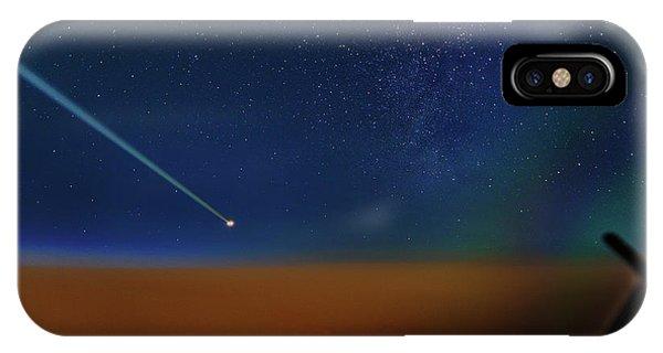 Destination Universe IPhone Case