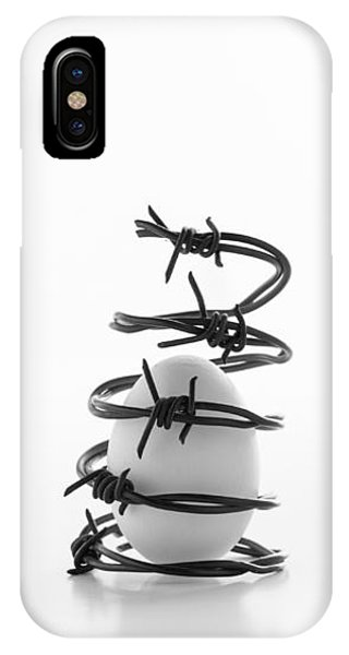Destined To Be A Prisoner For Life IPhone Case