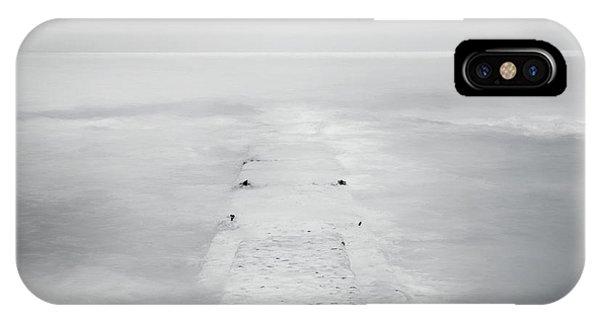 Lake Michigan iPhone Case - Destitute Of Hope by Scott Norris