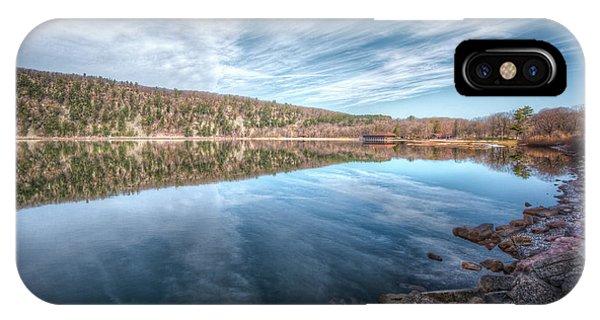Devils Lake IPhone Case