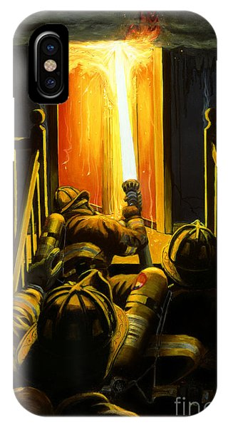 Devil's Stairway IPhone Case