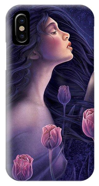 Devotee To Beauty IPhone Case