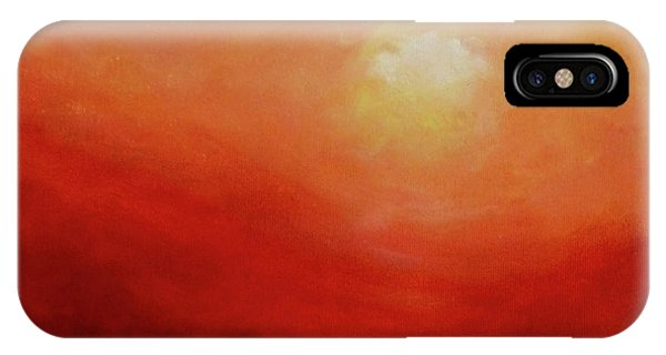 IPhone Case featuring the painting Devotion by Valerie Anne Kelly