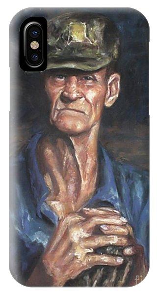 Dewitt IPhone Case