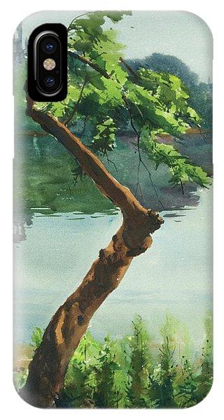 Dhanmondi Lake 03 IPhone Case