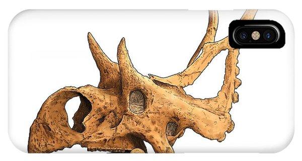 Diabloceratops IPhone Case