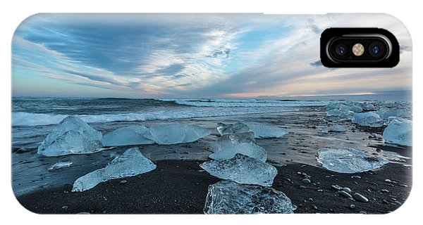 Diamond Beach Sunset  IPhone Case