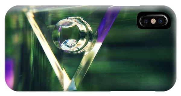 Diamond Dreams IPhone Case