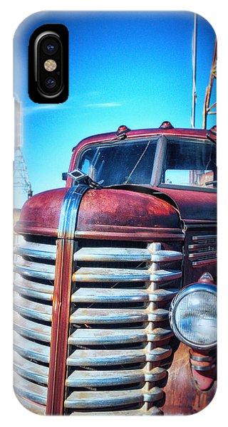 Diamond T IPhone Case