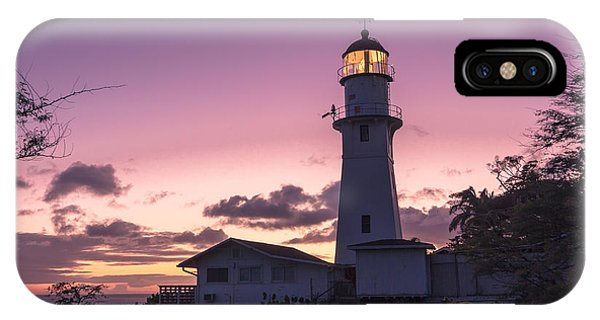Diamondhead Lighthouse IPhone Case