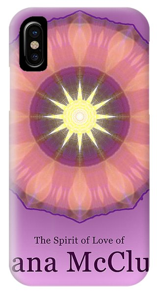 Diana Mcclure IPhone Case