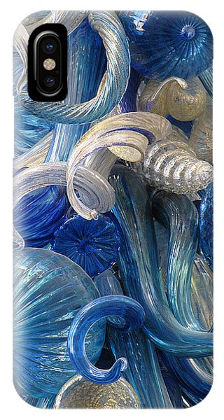 Diaphanous Nudibranch IPhone Case