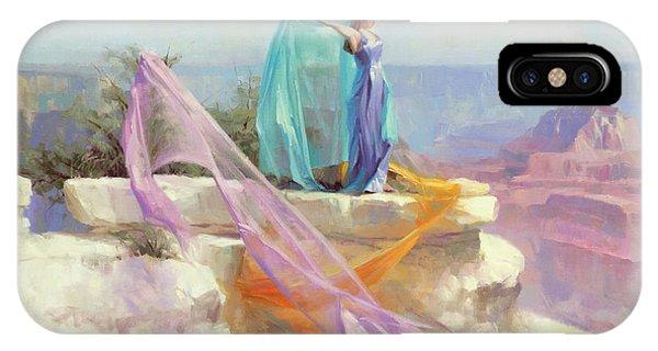 Lavender iPhone Case - Diaphanous by Steve Henderson