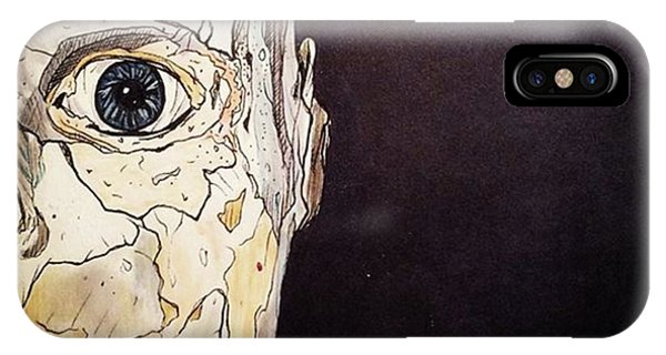 Did You Realize No One Can See Inside Your View Phone Case by Russell Boyle