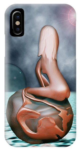 ' Different Worlds ' IPhone Case