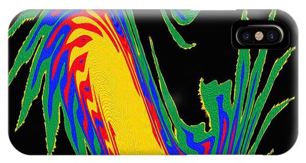 Digital Art 10 IPhone Case