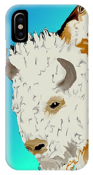 Digital Bison 3 IPhone Case