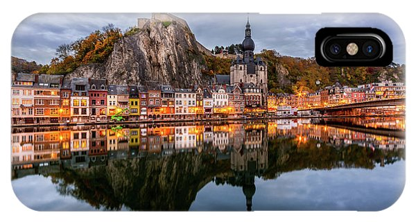 Dinant IPhone Case