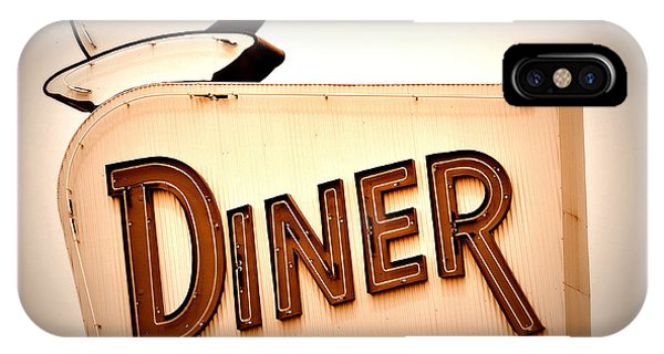 Diner IPhone Case