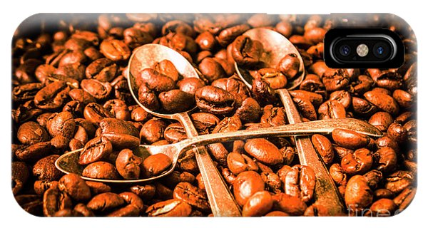 Seeds iPhone Case - Diner Beans by Jorgo Photography - Wall Art Gallery