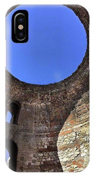 Diocletian Palace In Split, Croatia  IPhone Case