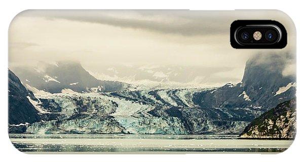 Dirty Glacier IPhone Case