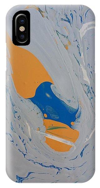 Discarded Pumpkin Core IPhone Case