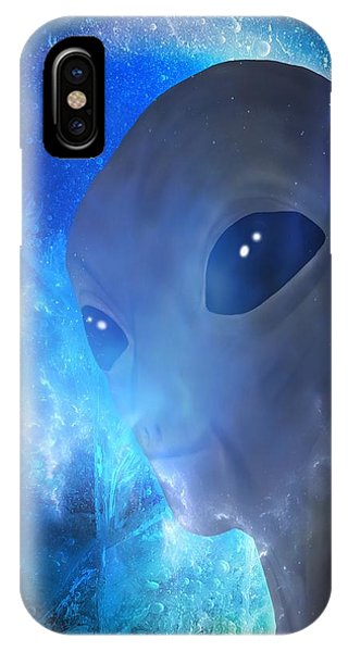 IPhone Case featuring the painting Disclosure by Mark Taylor