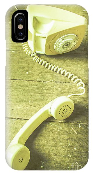 Business iPhone Case - Disconnected by Jorgo Photography - Wall Art Gallery