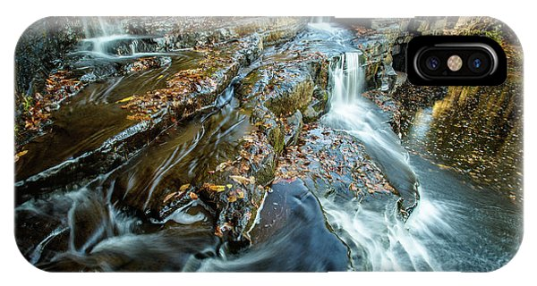Dismal Creek Falls #2 IPhone Case