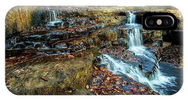 Dismal Creek Falls Horizontal IPhone Case