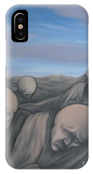Dismay IPhone Case