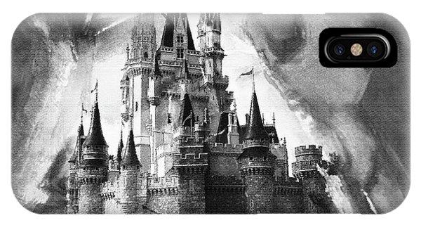 Disney World 031 IPhone Case