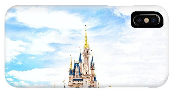 Medieval iPhone Case - Disneyland by Happy Home Artistry