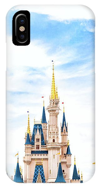 Castle iPhone Case - Disneyland by Happy Home Artistry