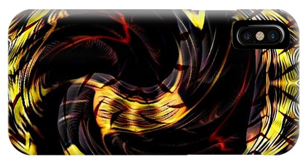 Distraction Overlay IPhone Case